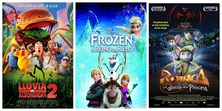panel infantil dvd septiembre