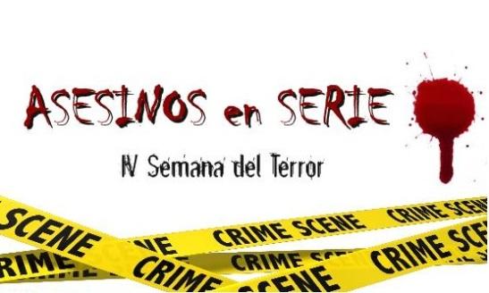 semana del terror - asesinos en serie  portada