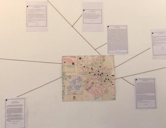 mapa itinerancias