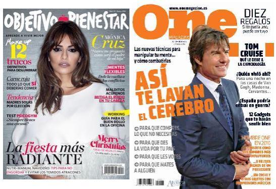 nuevas revistas