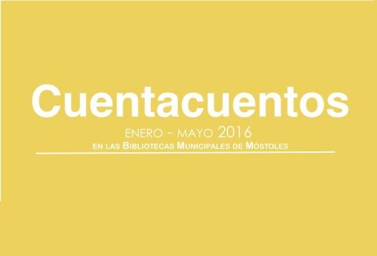 cartel cuentacuentos 2016