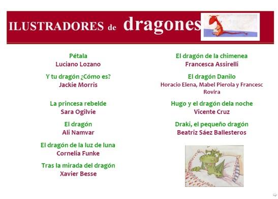 ilustradores de dragones