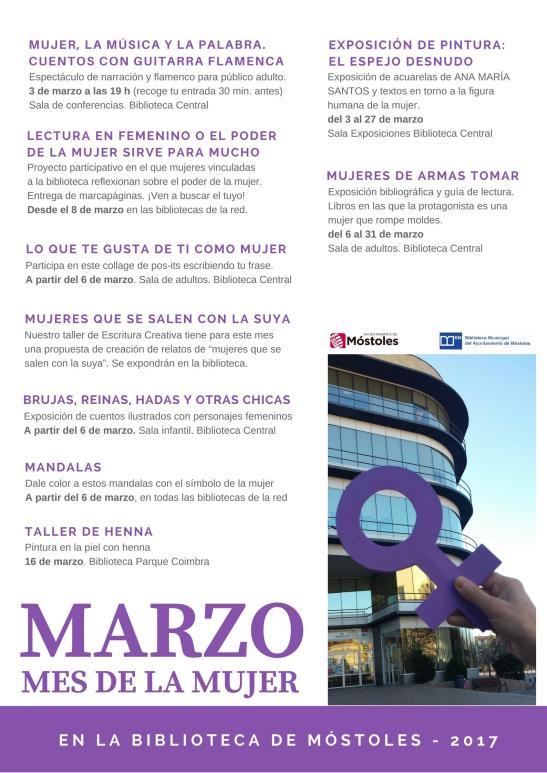programacion-marzo-mes-de-la-mujer-2017