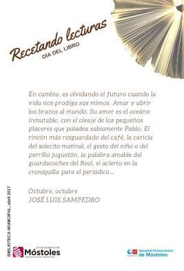 receta Jose Luis Sampedro - en cambio...