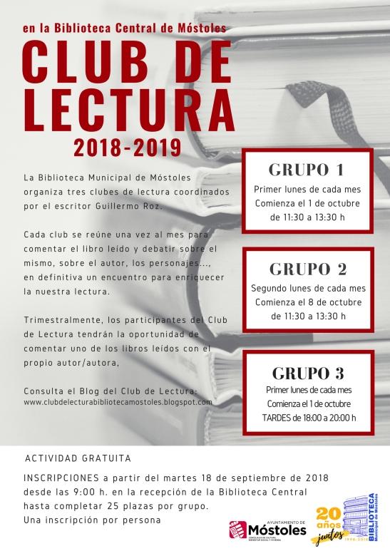 Club de lectura 2018-2019 (18_00)