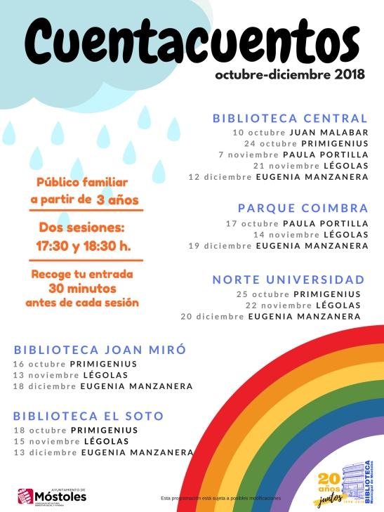 Cuentacuentos 2018-2