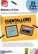 Cuentalleres octubre El Soto