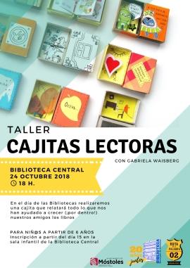 taller Cajitas lectoras