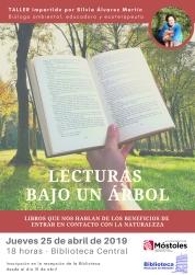 Lecturas bajo un árbol