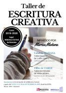Taller de Escritura Creativa 2019-2020